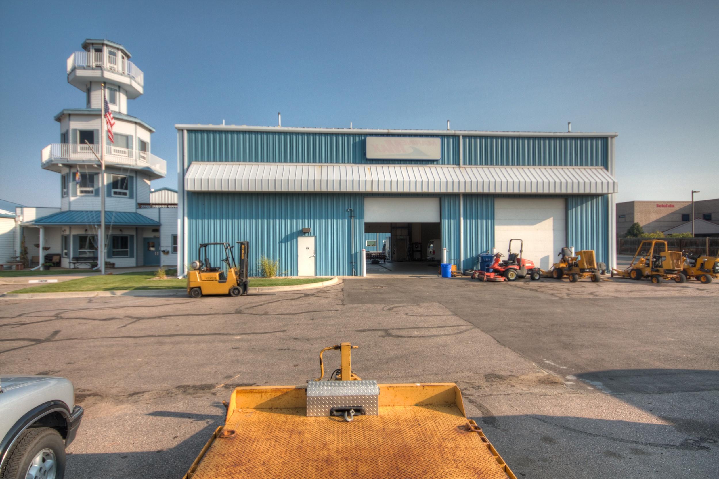 South Suburban Parks and Rec Fleet Maintenance