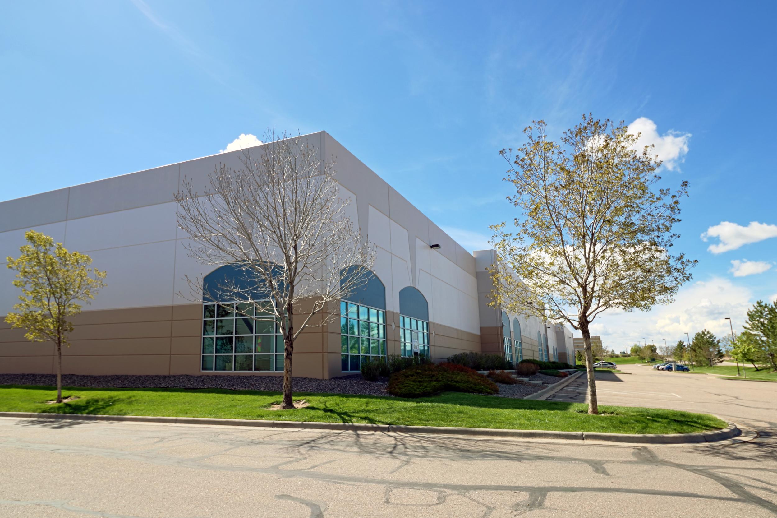 Denver Commerce Center at Concord Phase 1
