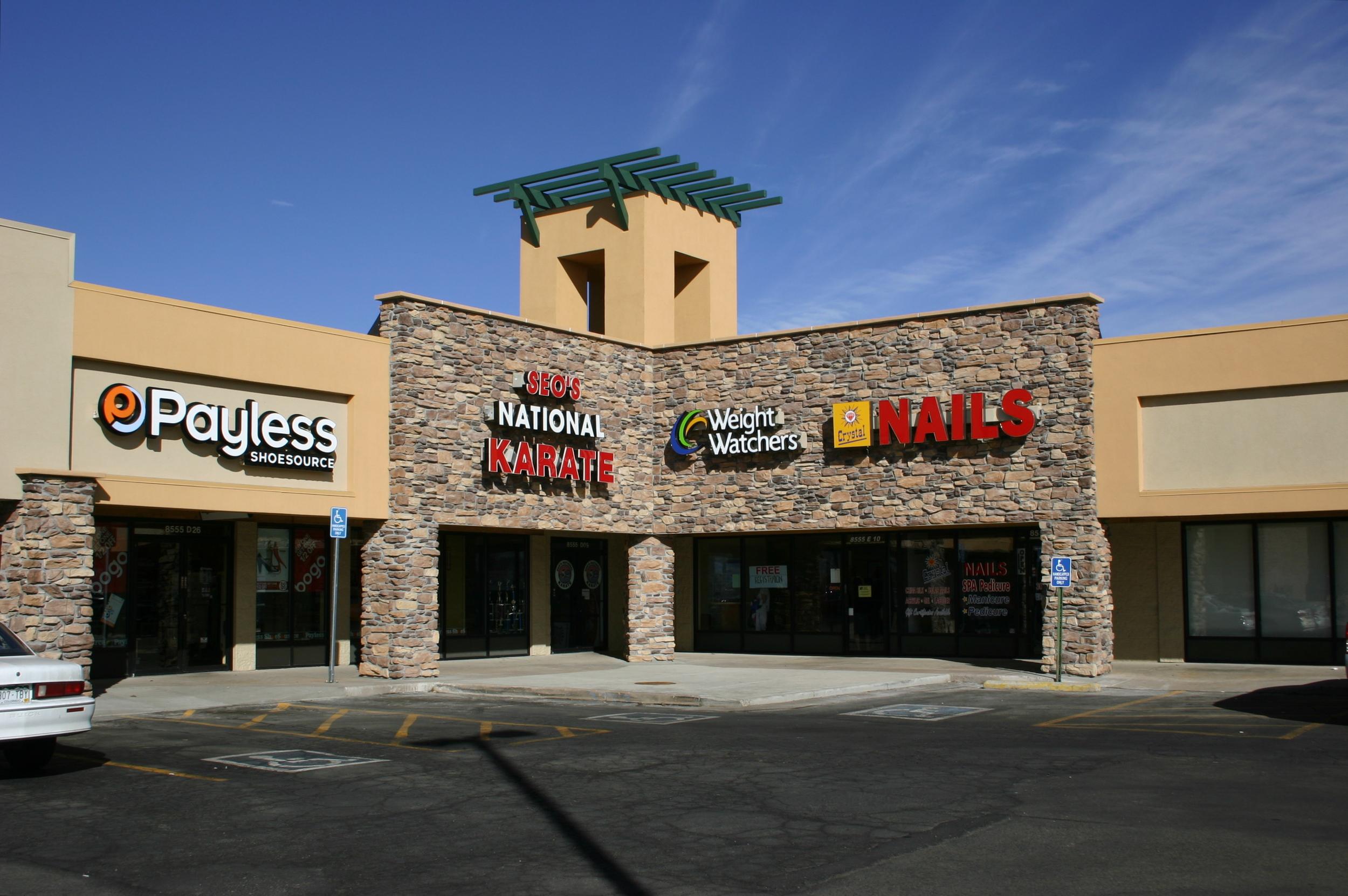 Village West Retail