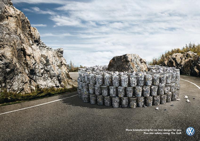 """Volkswagen Safety - """"Rock"""""""