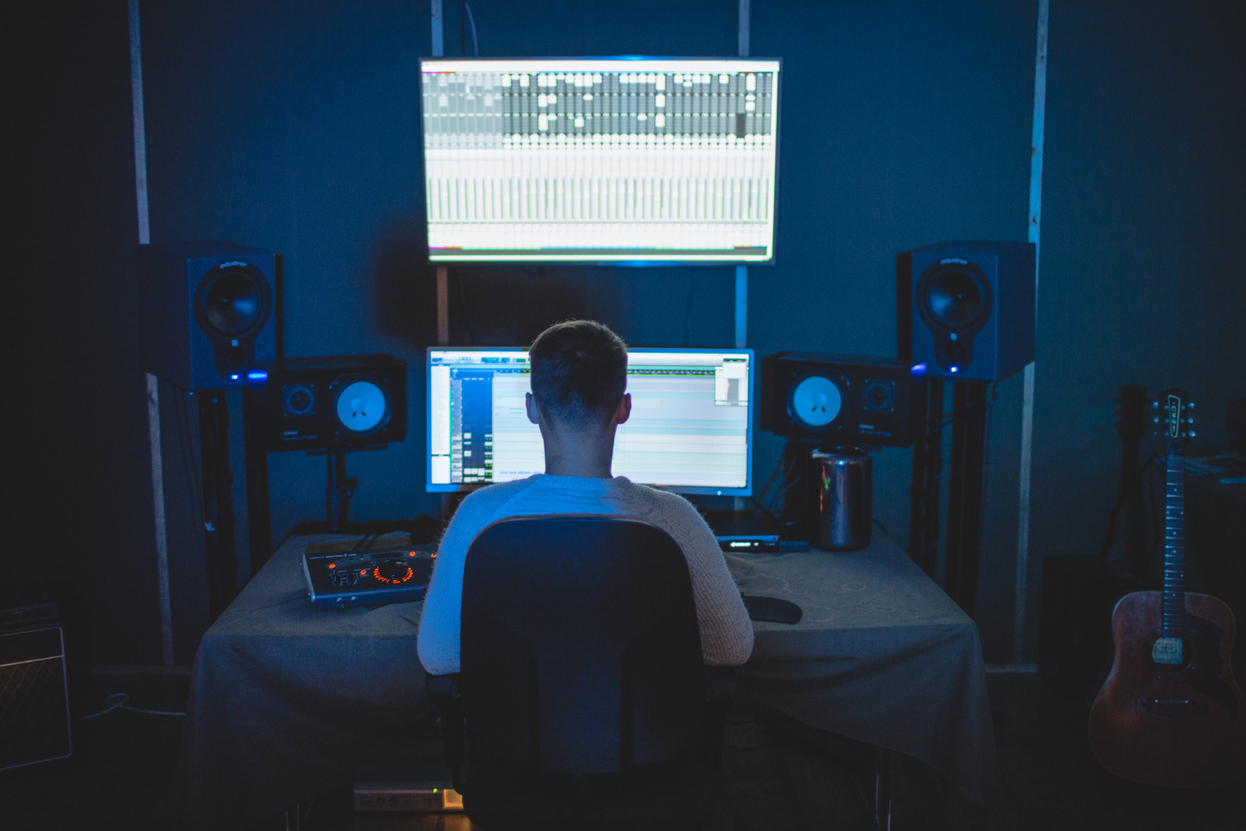 Mixing & Mastering - Learn how create depth and balance with your music to bring the final touch it needs.