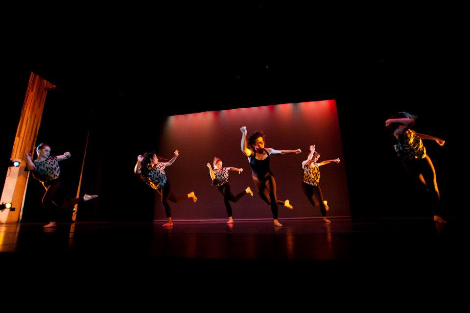 Getting Out of Limbo - Choreography by Leah Twilley Photo by Paul Kieu