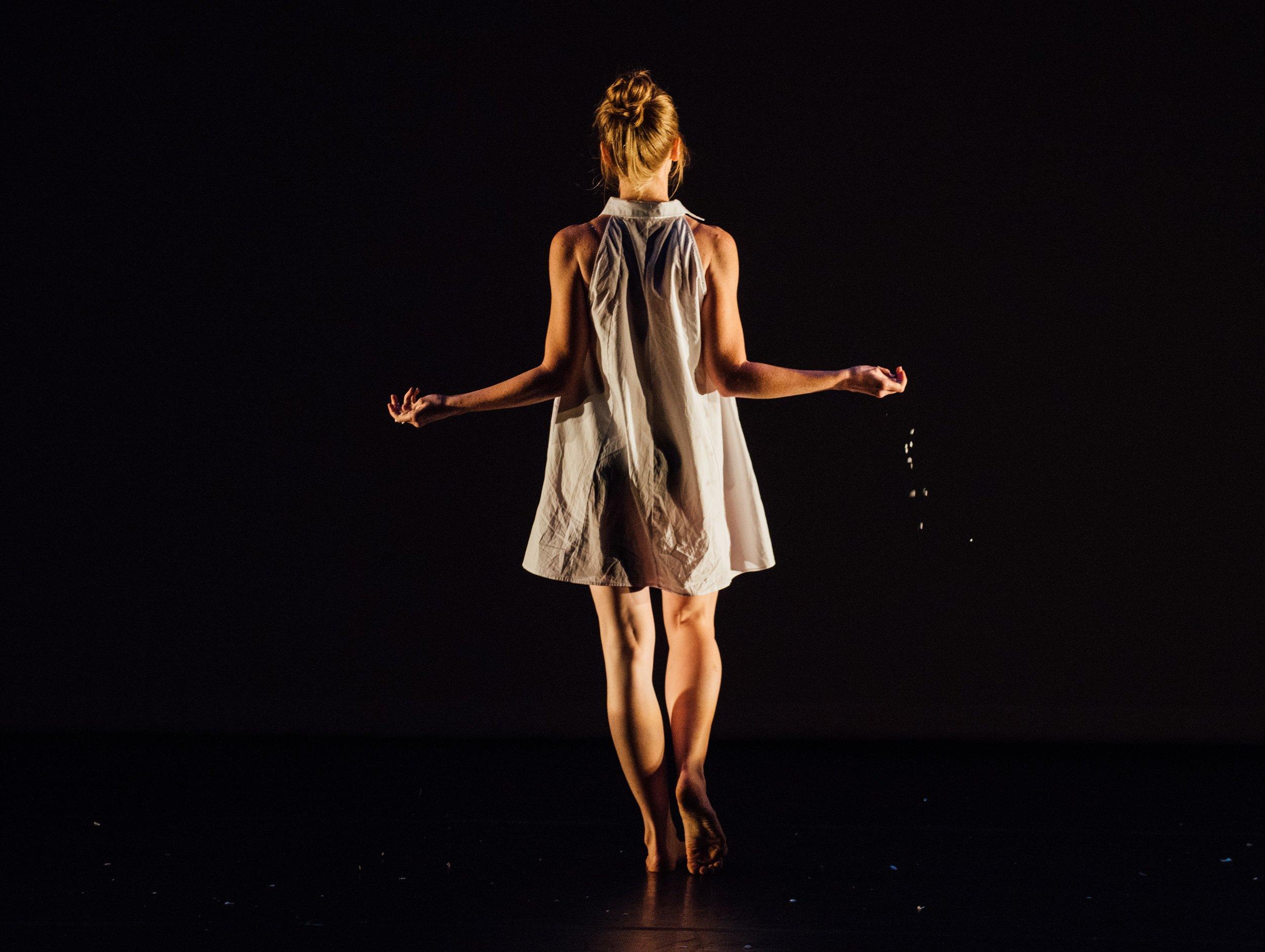 Sea of Senses - Choreographer: Paige Krause - Part of STIR (2017) - photo credit Denny Culbert