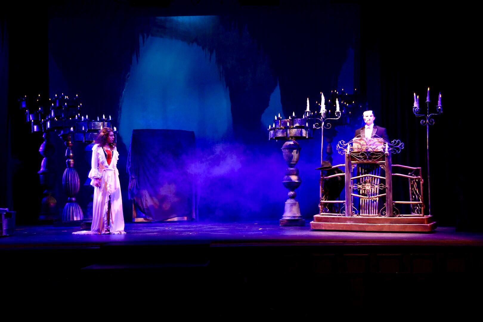 Phantom of the Opera (2018) - Aescension Episcopal School, Lafayette, LA