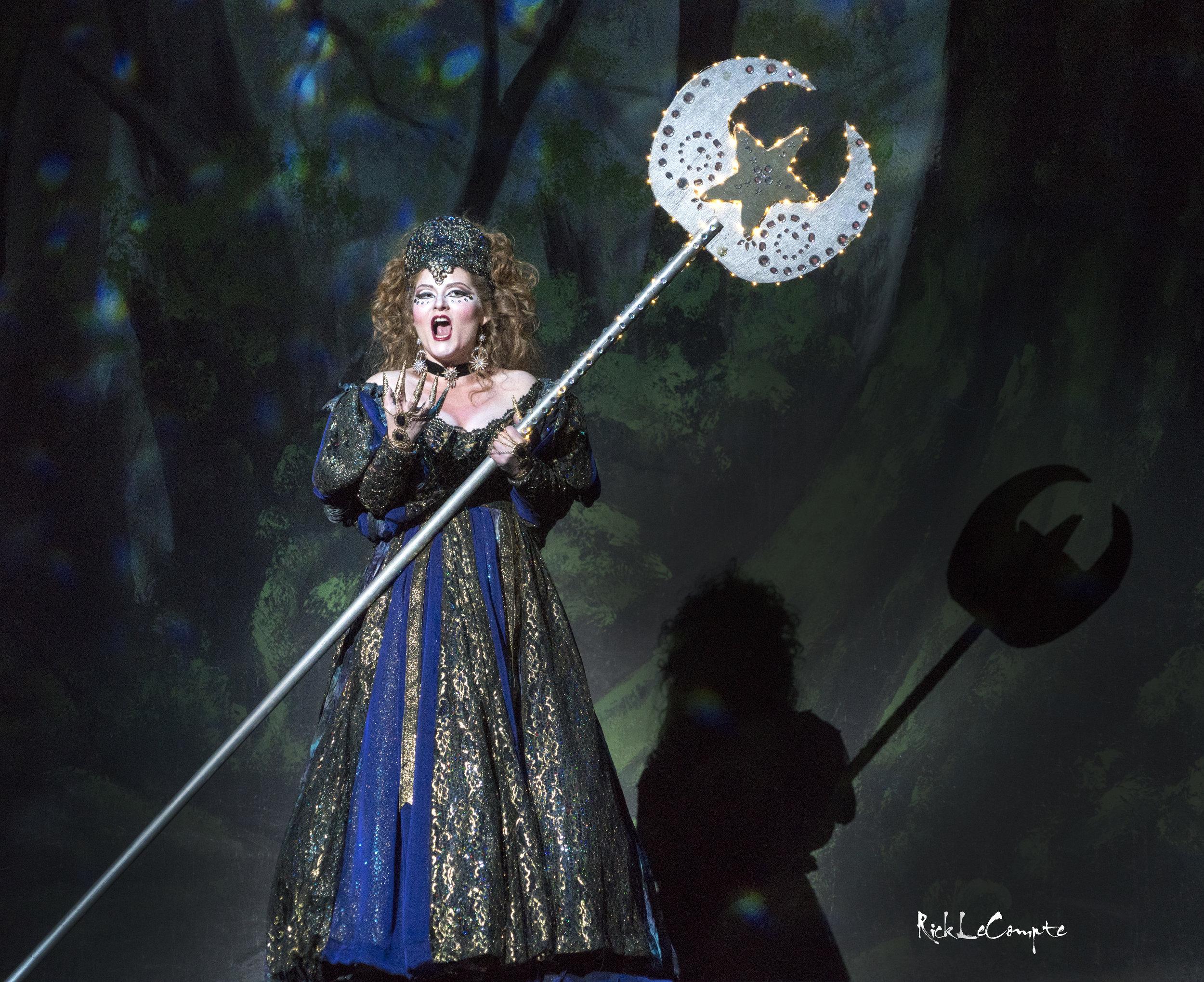 The Magic Flute - 2017 - Opera Louisiane - Baton Rouge, LA - Photo by Rick LeCompte