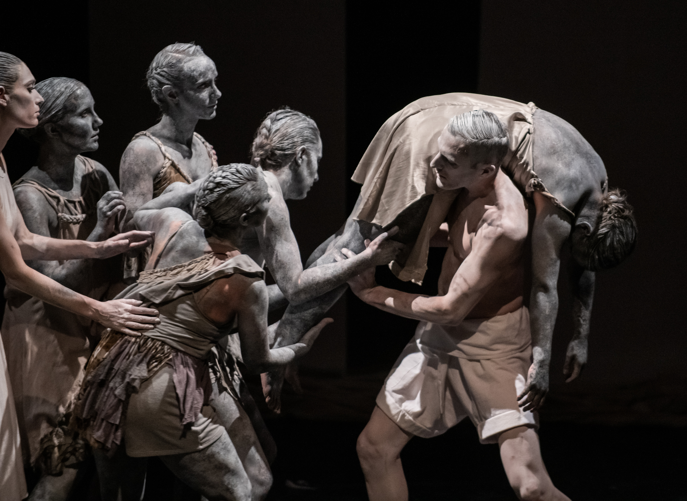 Surface  by Clare Cook and the Basin Dance Collective