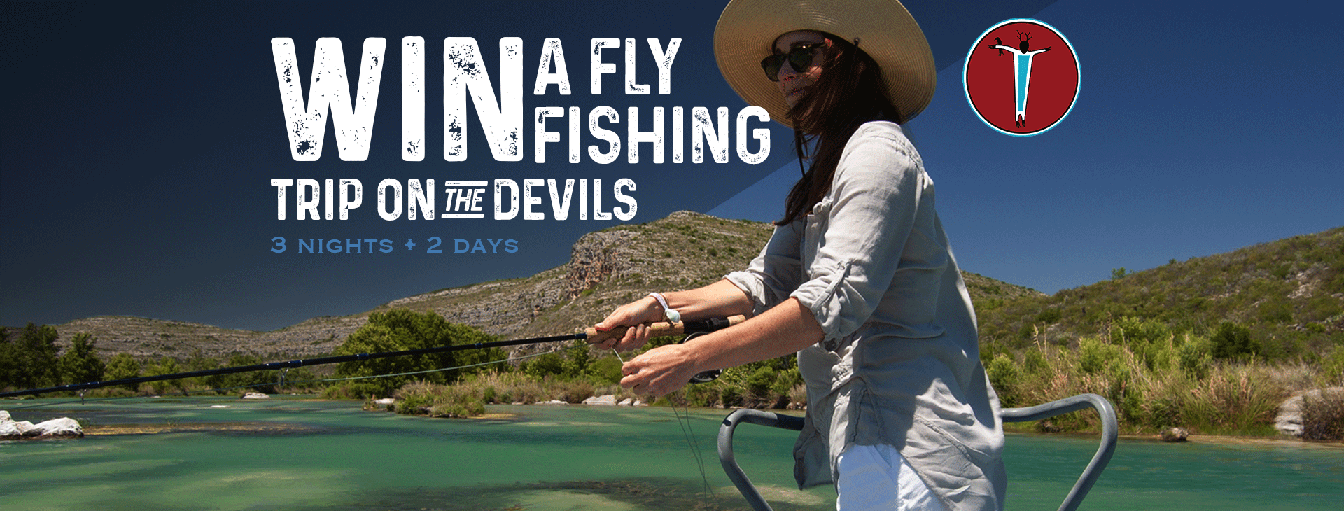 We will be announcing the winner of our exclusive raffle at Wild Devils! You have until October 9th to enter to win an unforgettable 3 night, 2 day fly fishing experience for two people with renowned fly fishing expert Kevin Stubbs of  Expedition Outfitters . Purchase your tickets today!