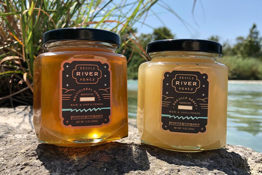 Devils River Honey