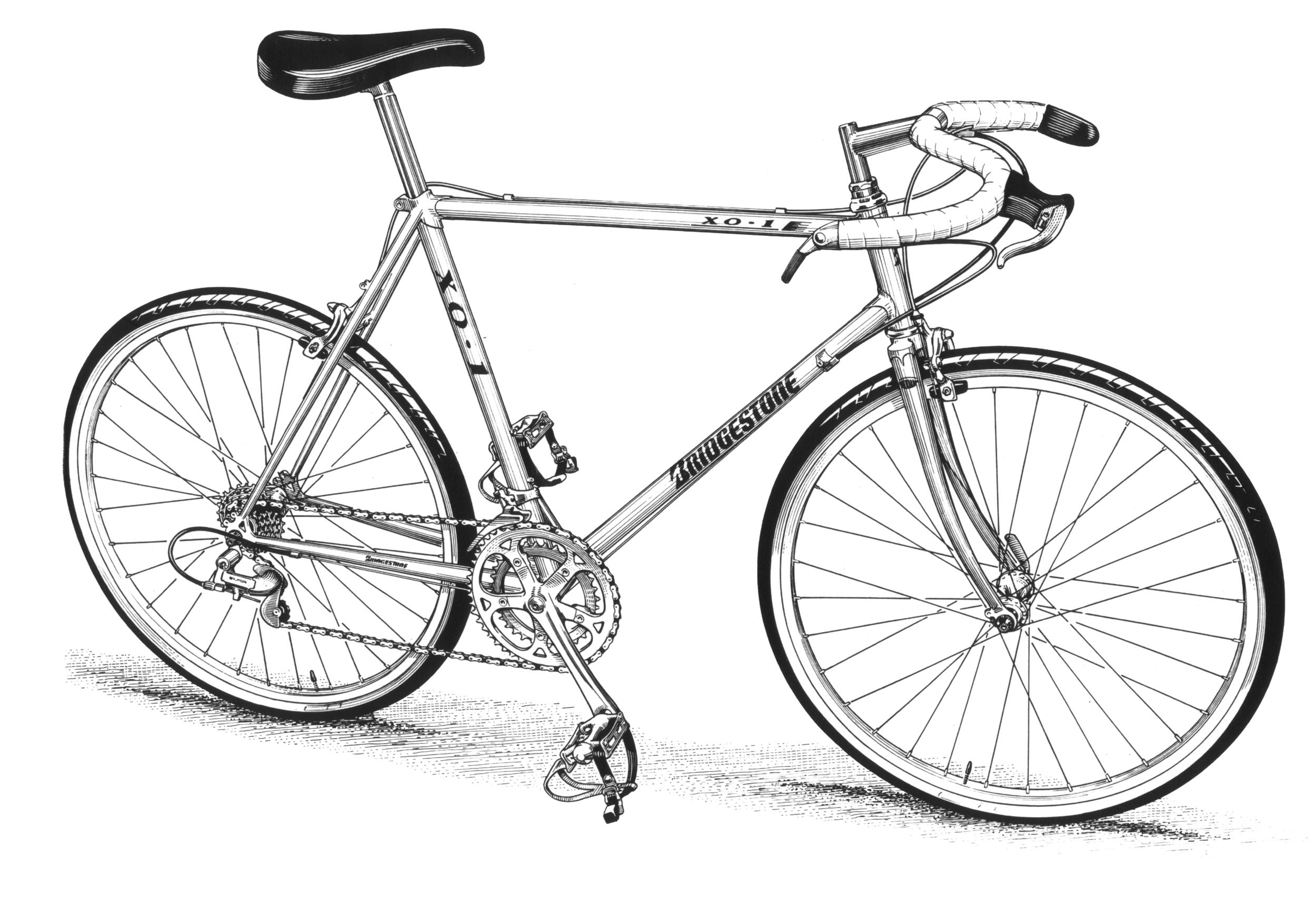 Bridgestone XO-1