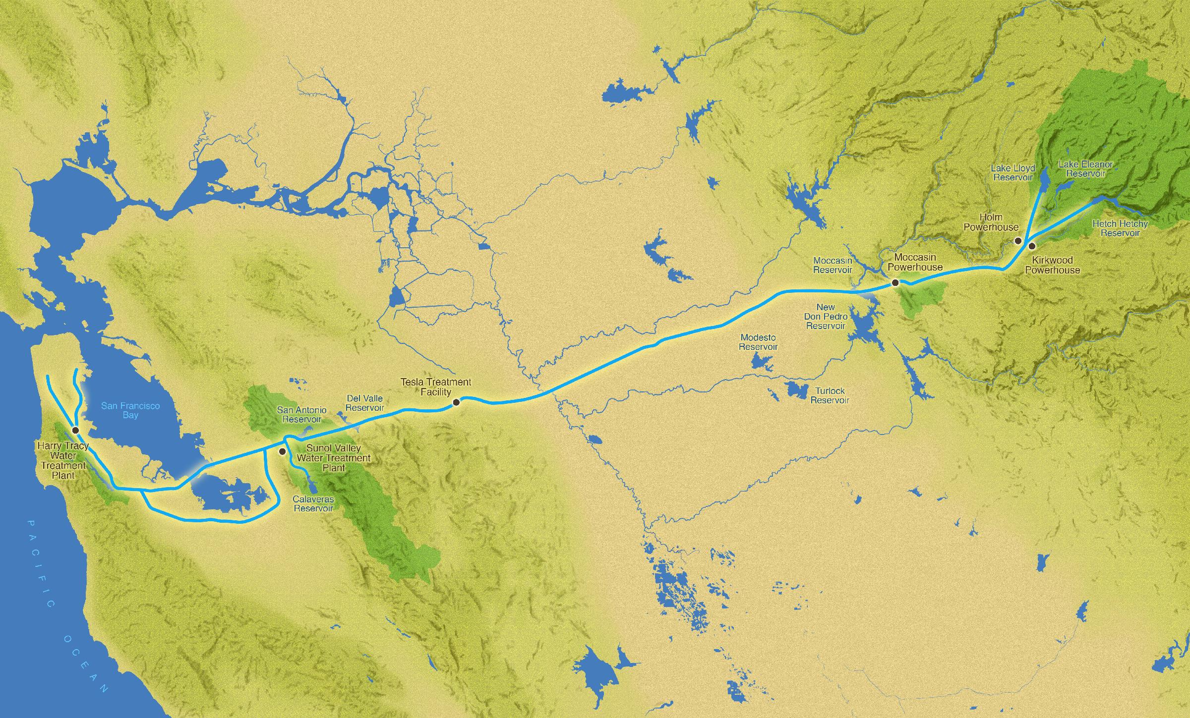 The Acorn Group - Hetch Hetchy Watershed