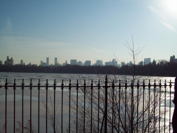 The Jackie Kennedy Onassis Reservoir.