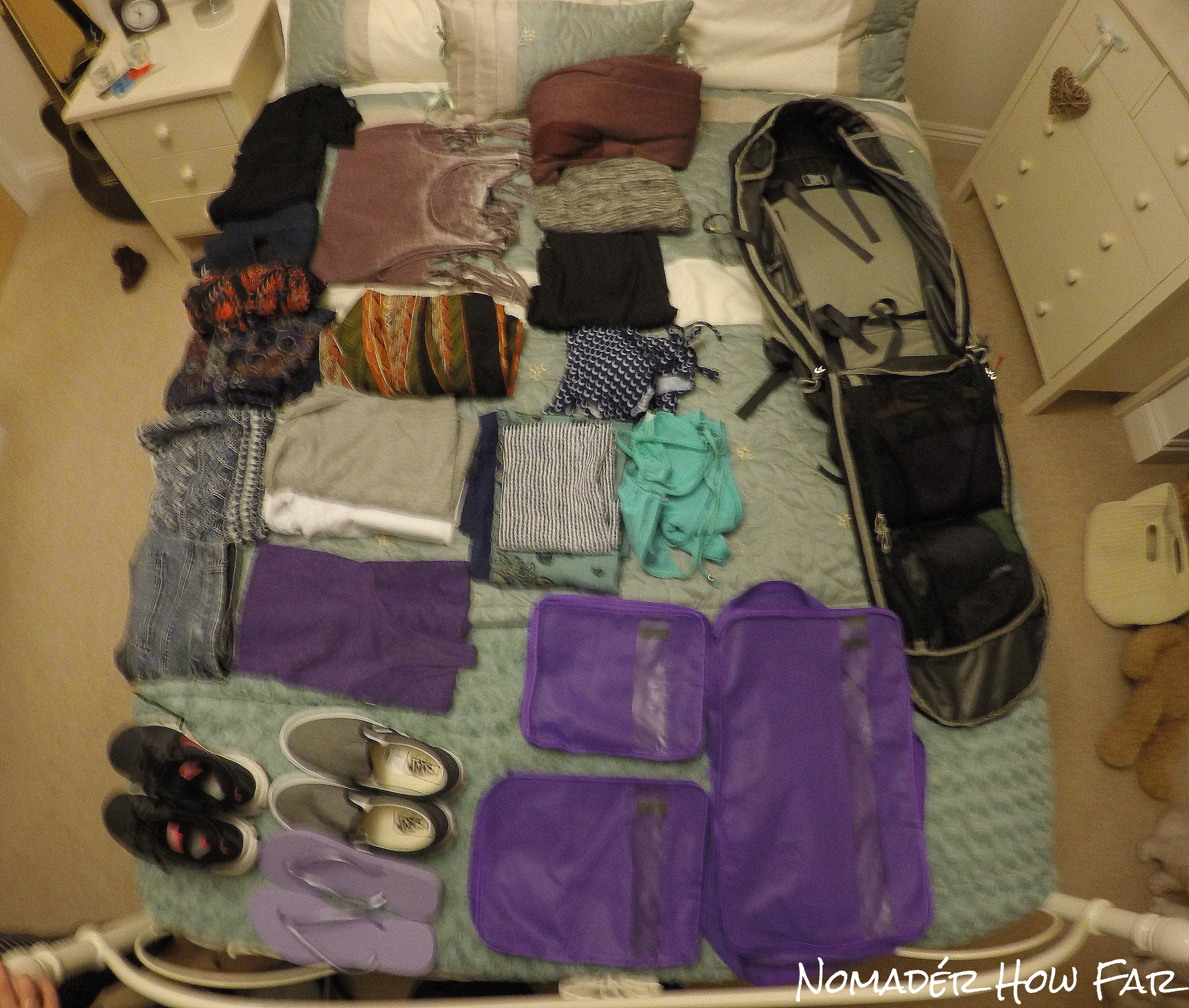 STAGE 1: Clothes Overload