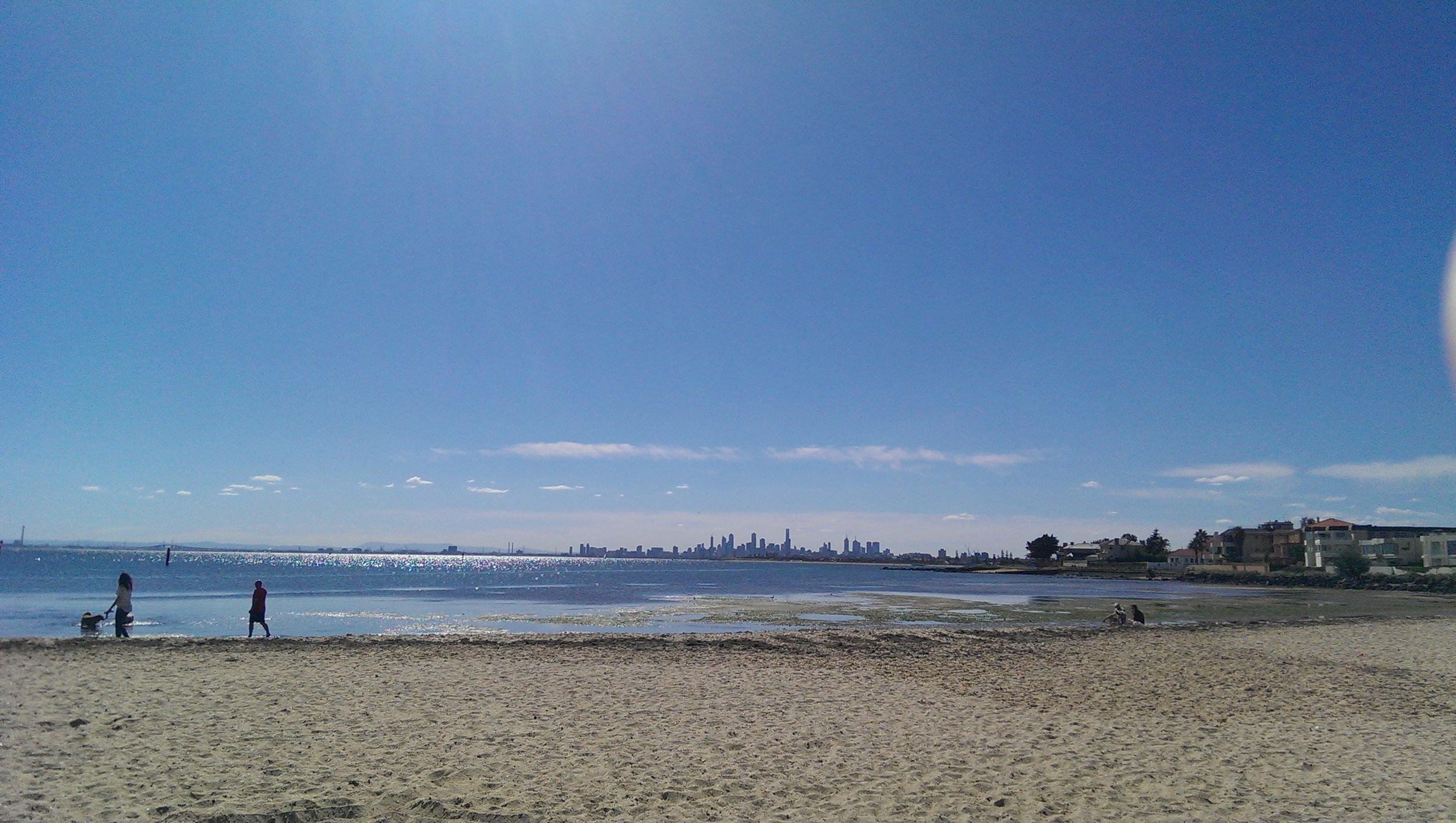 Melbourne Skyline!