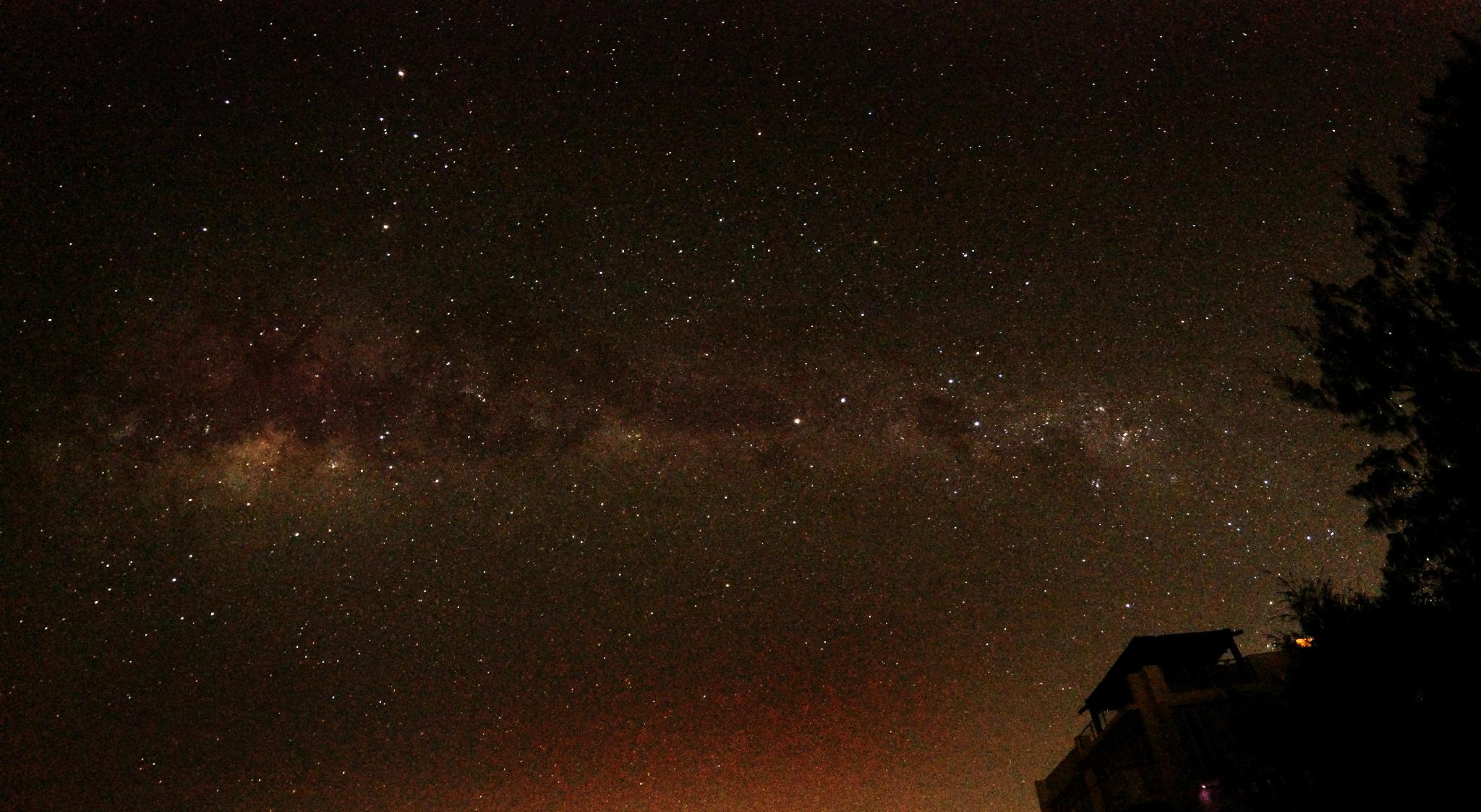Milky Way GoPro