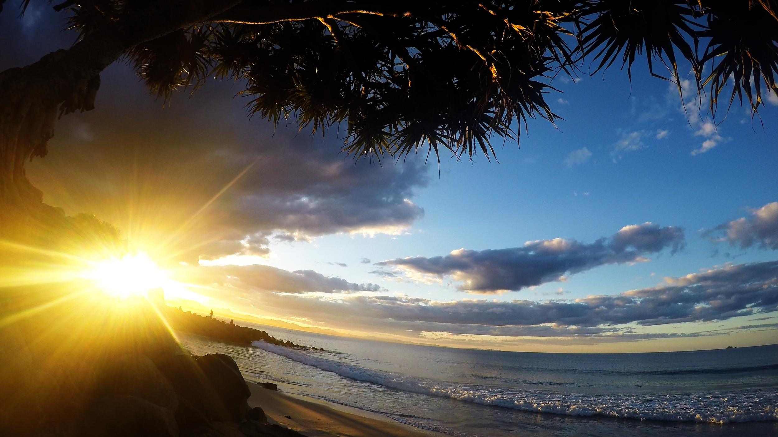Sunset - Byron Bay, Australia
