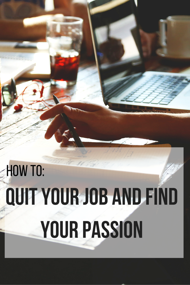 how to quit your job pinterest