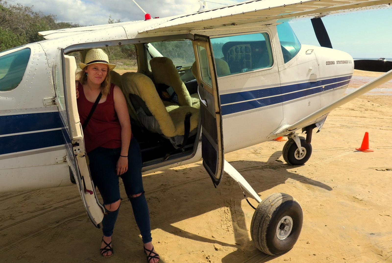 Landing on Fraser, before arriving at the 'dream' job..