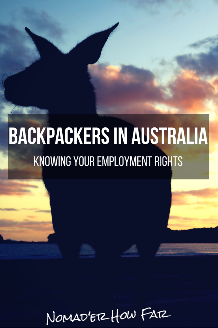 Working In Australia - Knowing Your Employment Rights