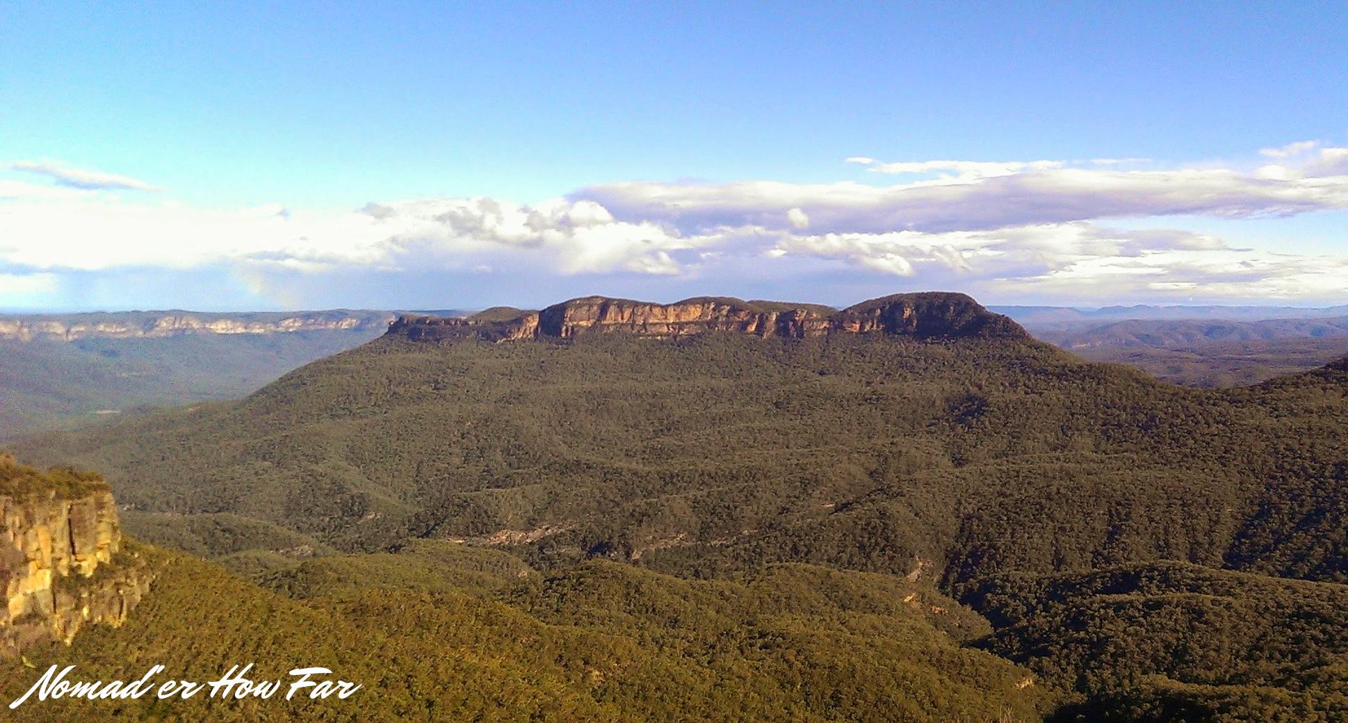 The Blue Mountains, Australia