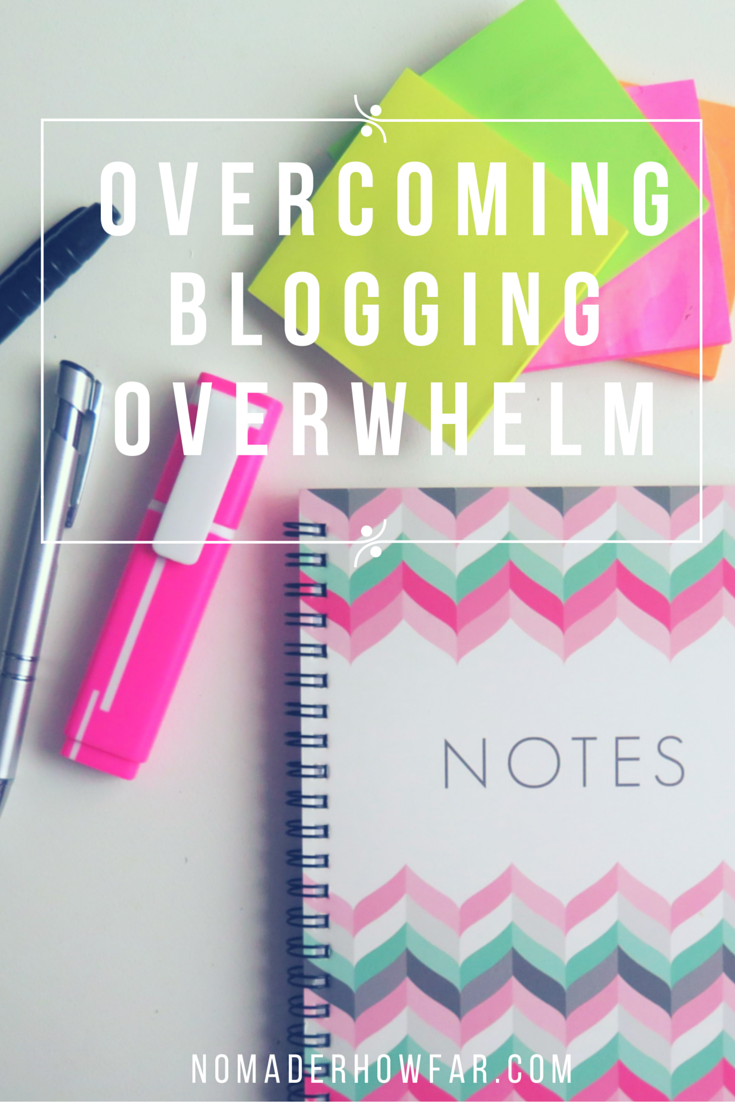 I suddenly didn't want to write anything, and I didn't fancy reading another 'How To' post, experience another sea of graphics and headlines on my Pinterest feed, or even read posts from my favourite bloggers.