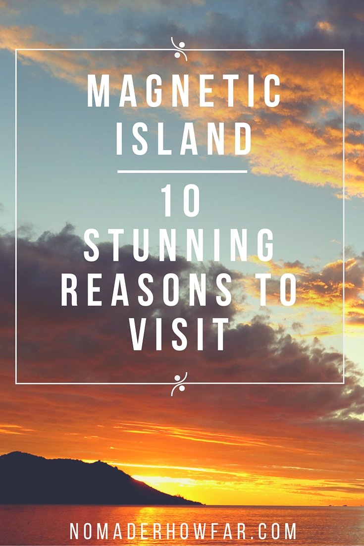 If you've never heard of Magnetic Island, its an abundantly interesting and sparsely populated Jurassic island...