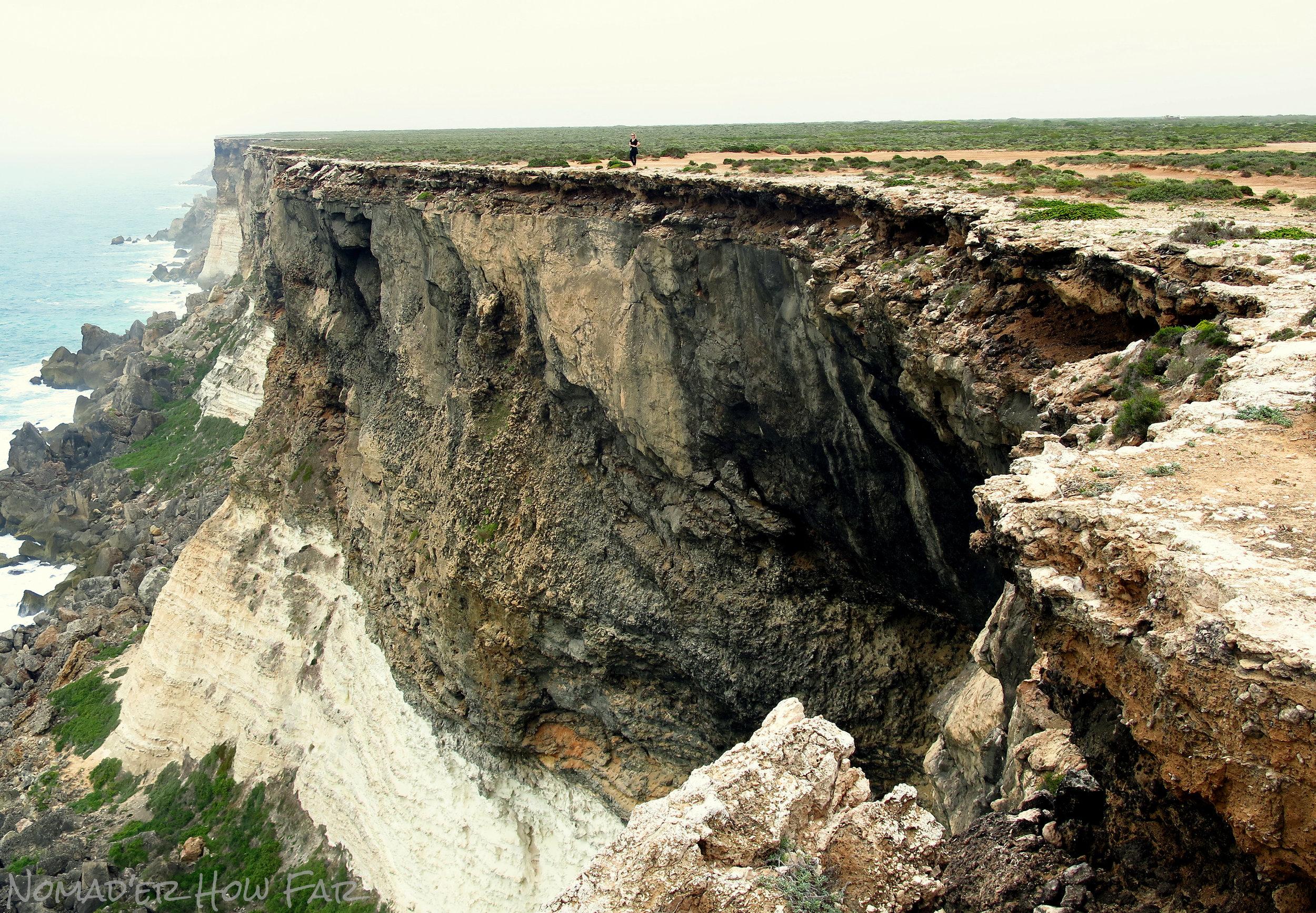 western australian cliffs