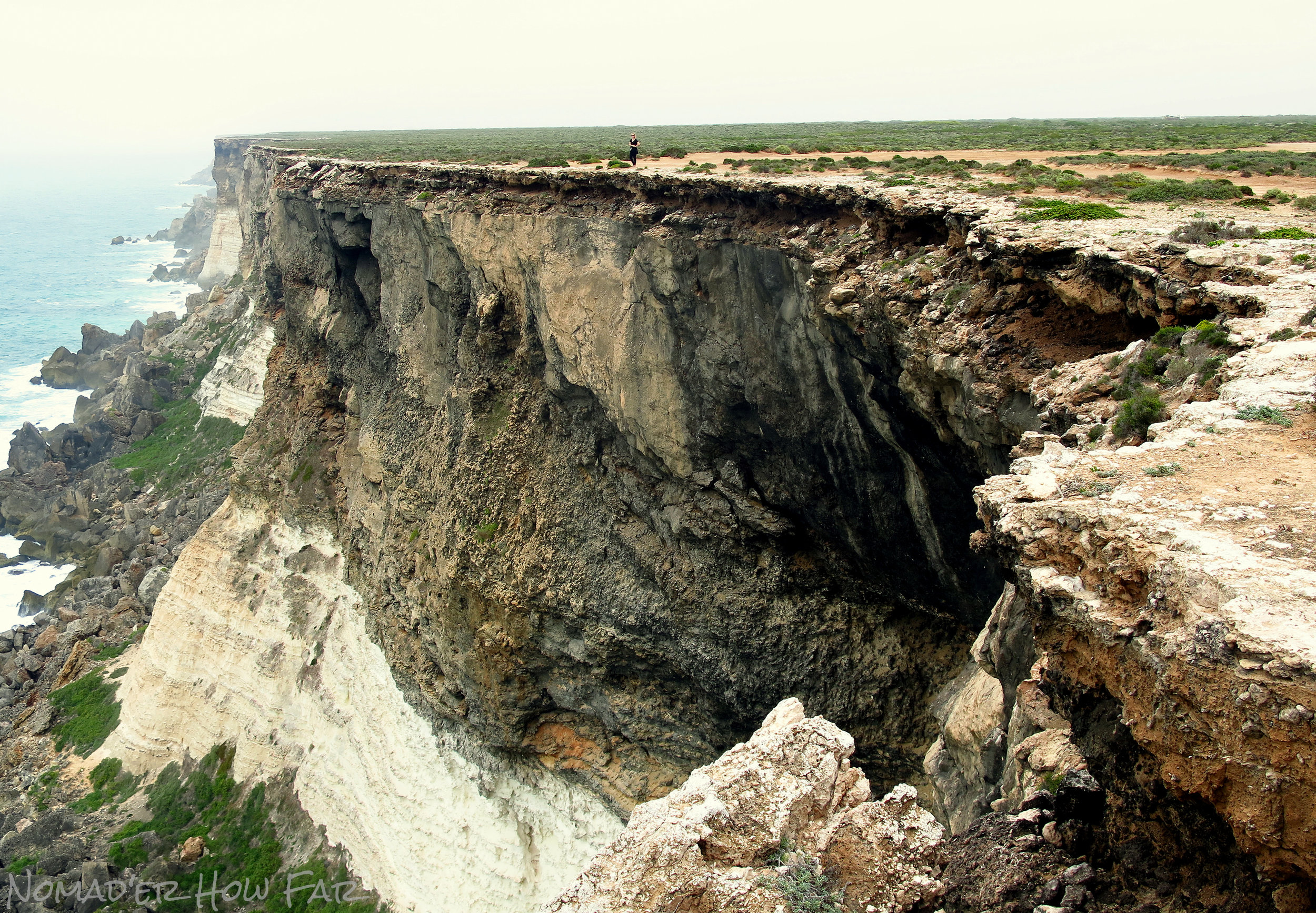 Southern cliffs, Australia