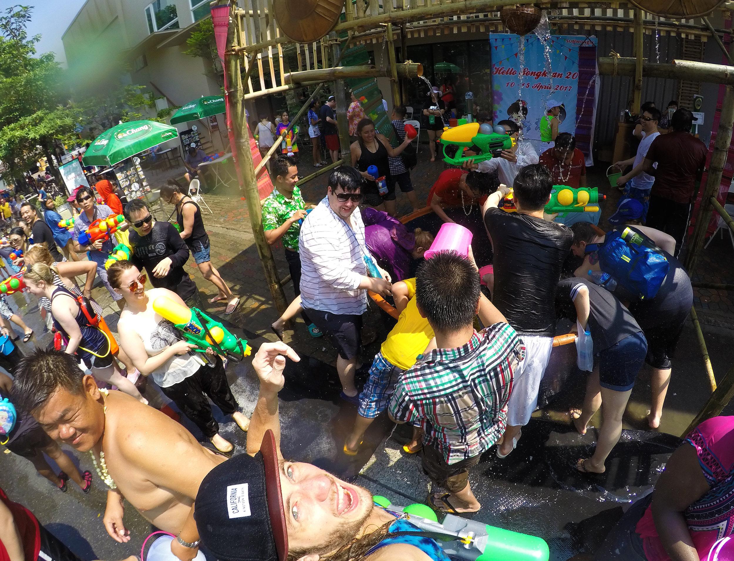 water festival gopro