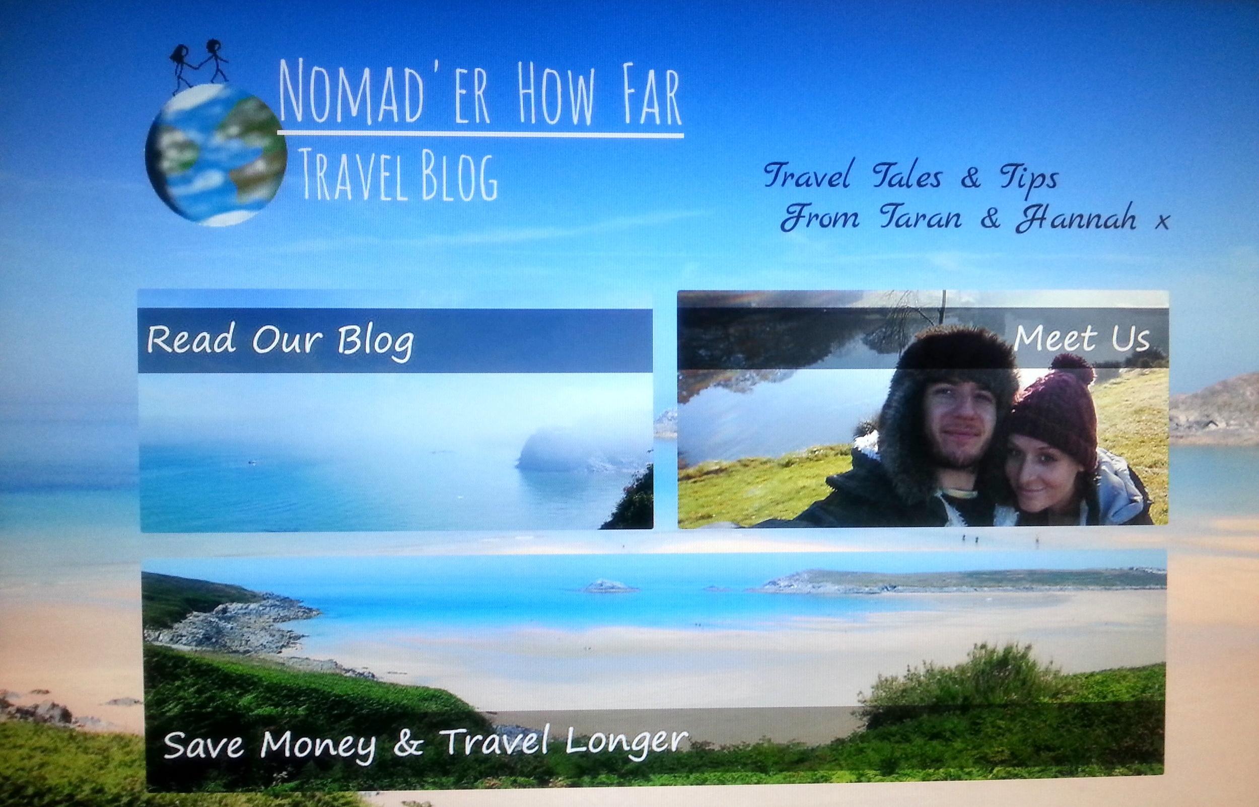 nomader how far old