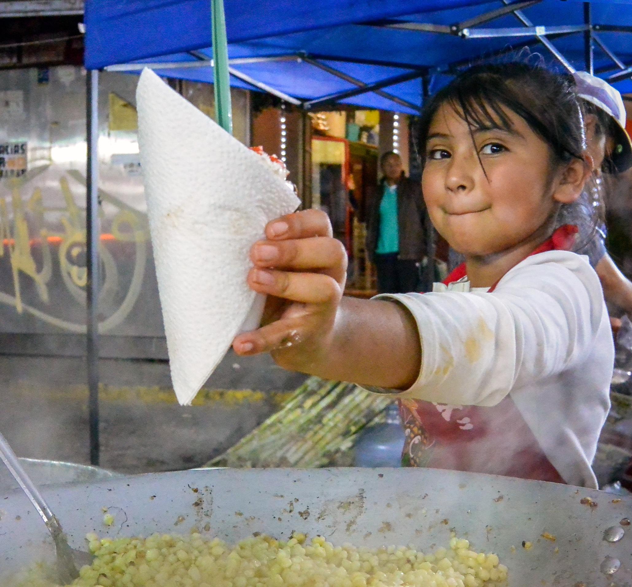 Mexico Food Market