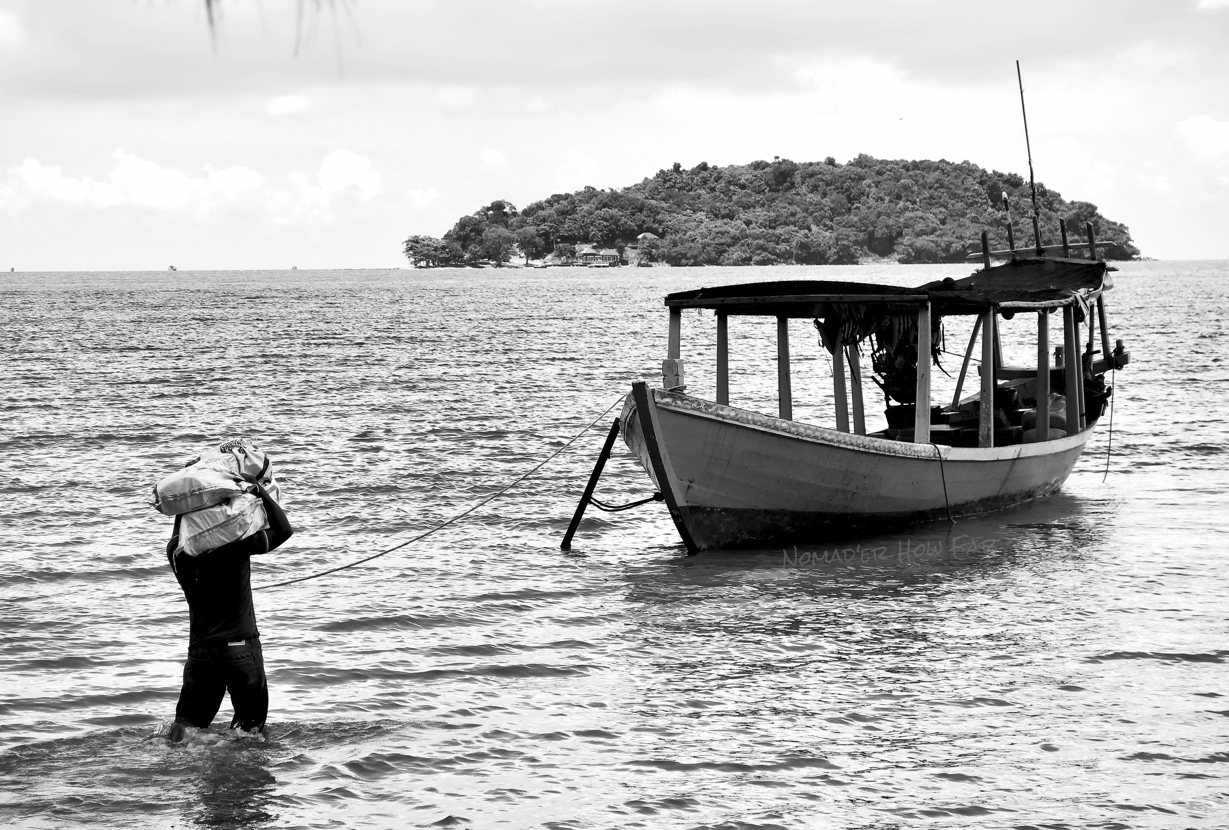 cambodian sailor