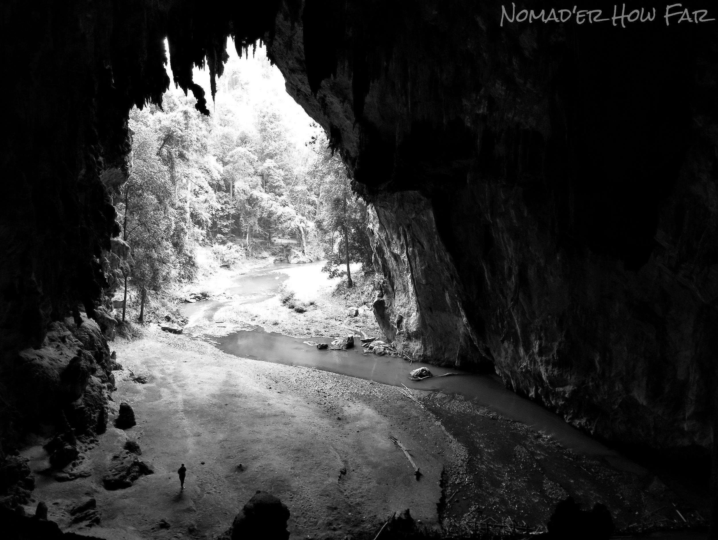 Lod Caves - Pai, Thailand