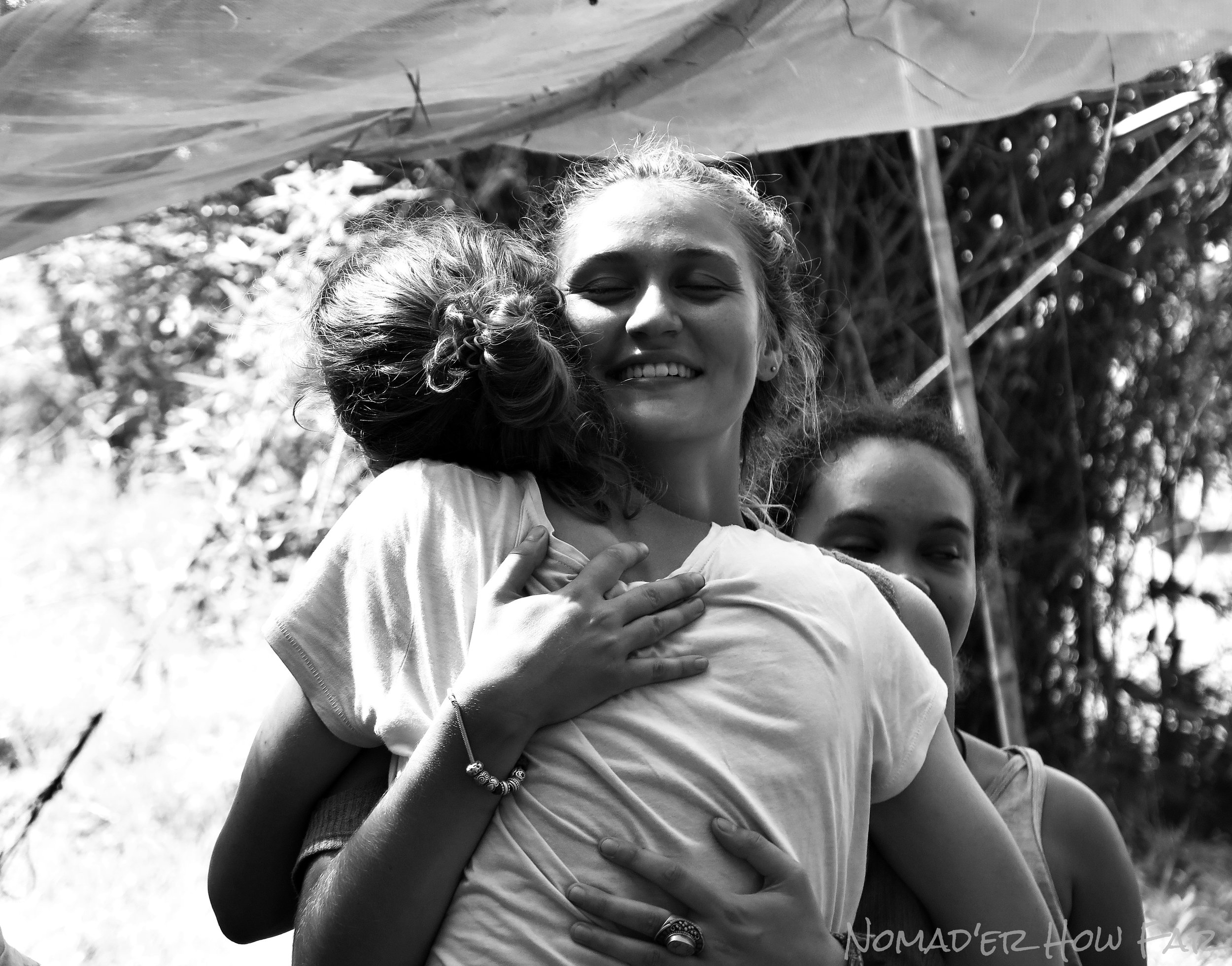 Hugs - The Mindfulness Project, Thailand