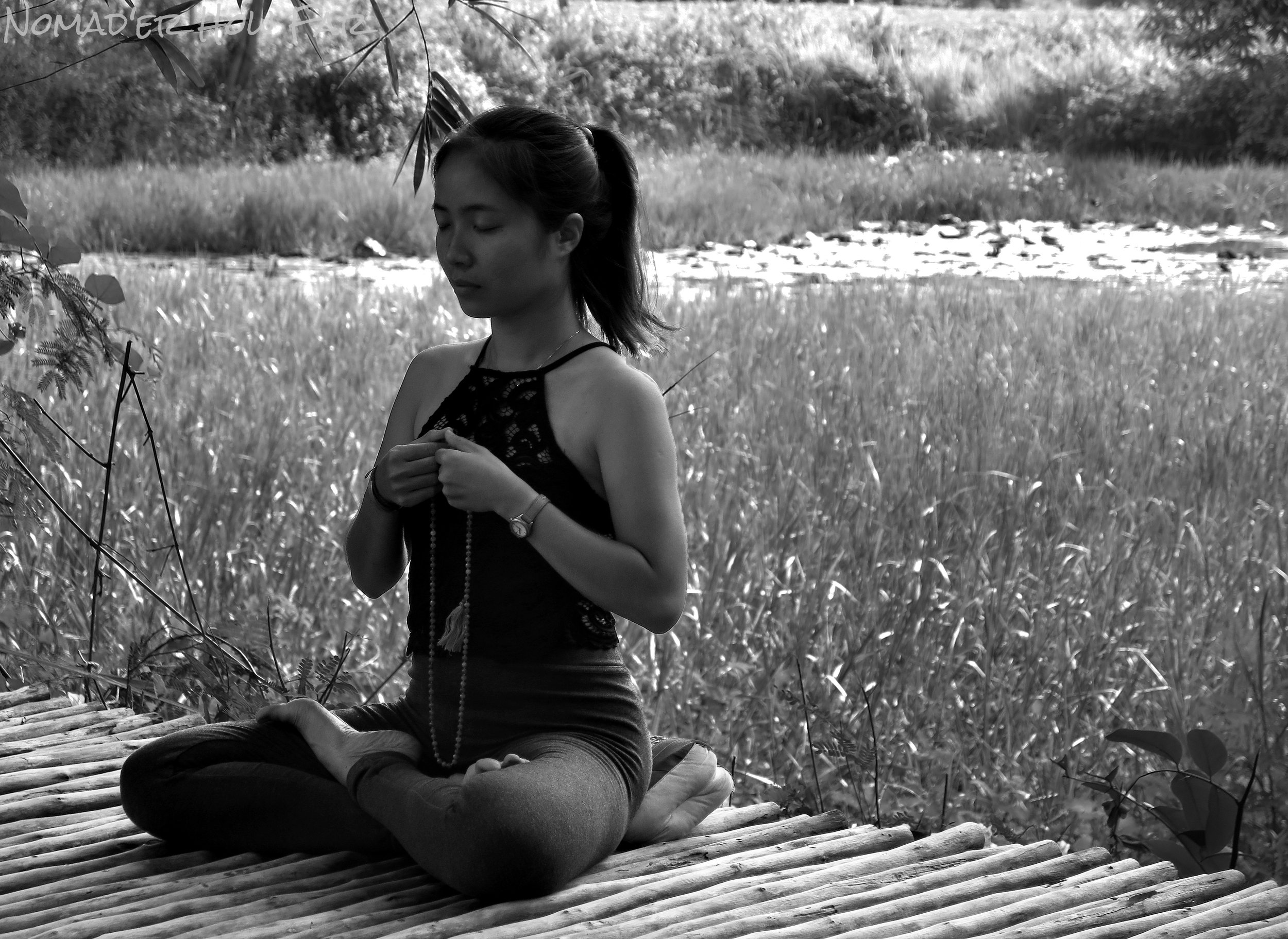 Meditation - The Mindfulness Project, Thailand