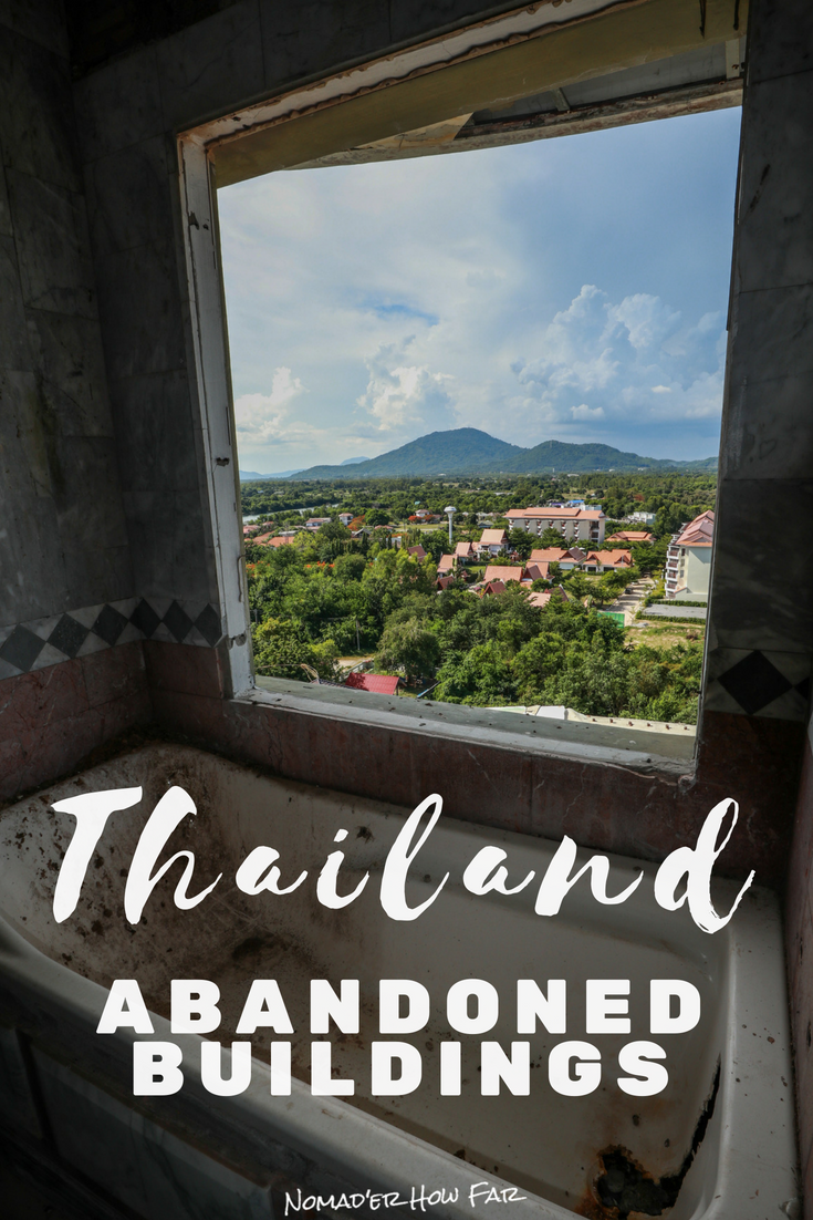 Along the coast a few hours from the bustling chaotic streets of Bangkok rests the small town of Rayong, a urban explorers dream come true..