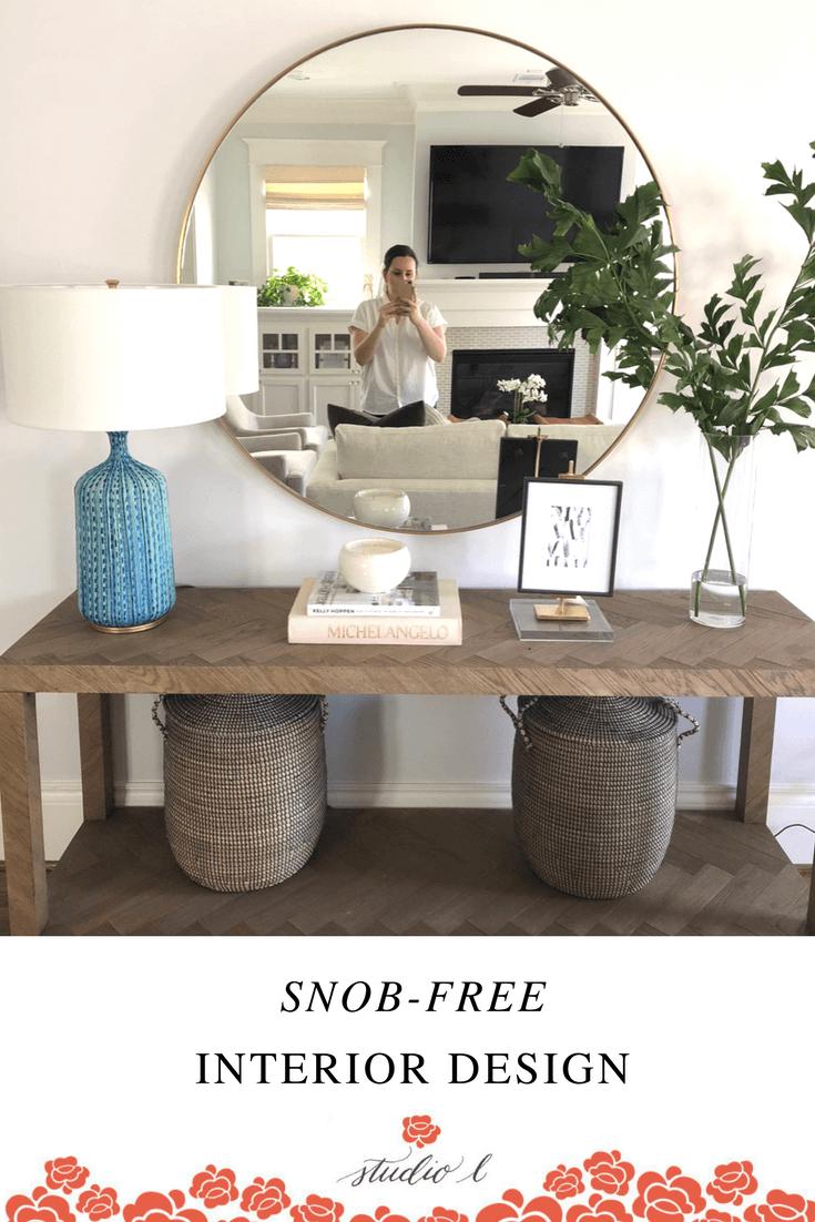 snob-free-interior-design