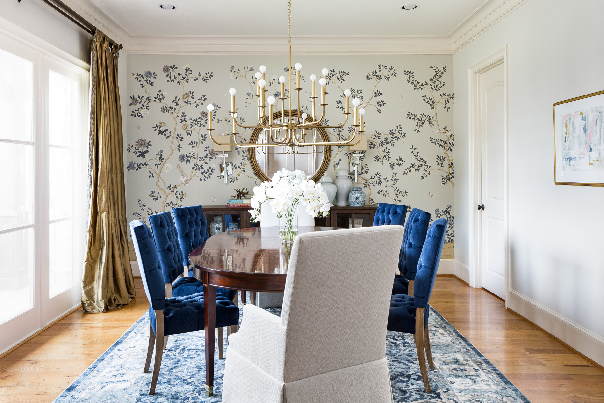Briargrove Dining Room