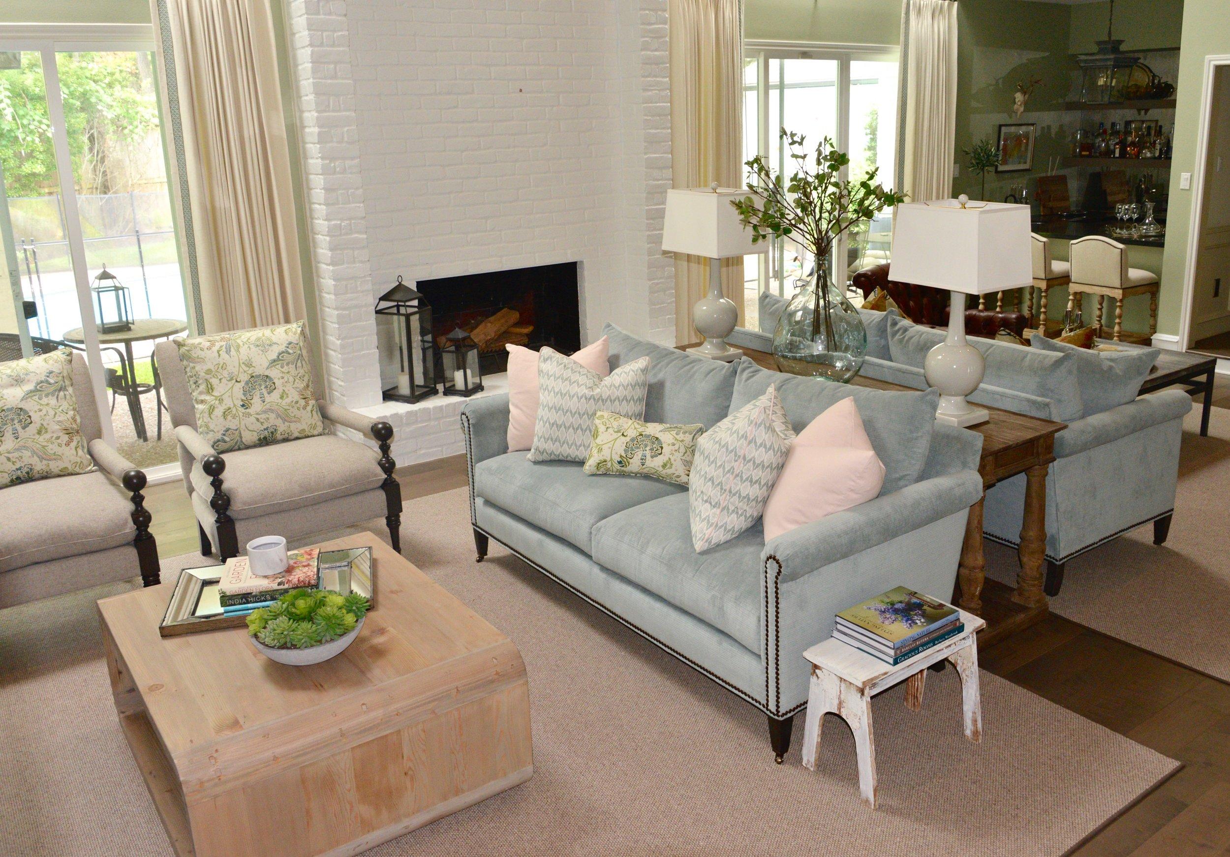 Memorial Living Room