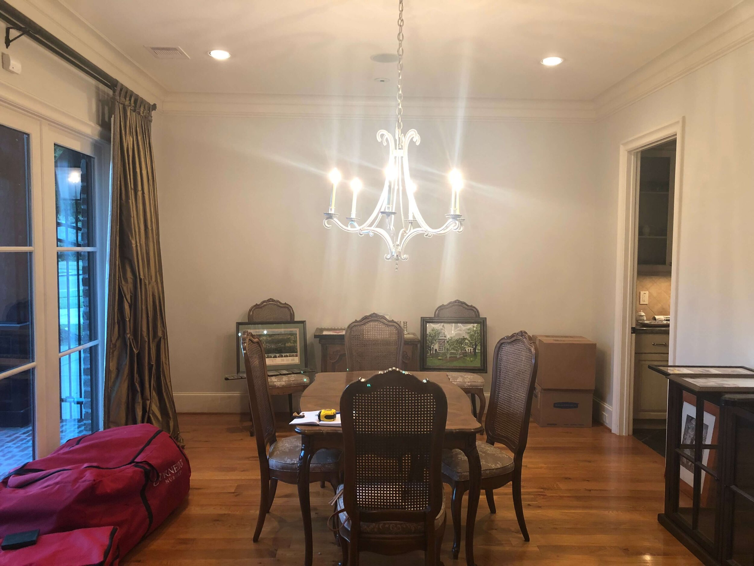 Briargrove Houston Grand Dining Room