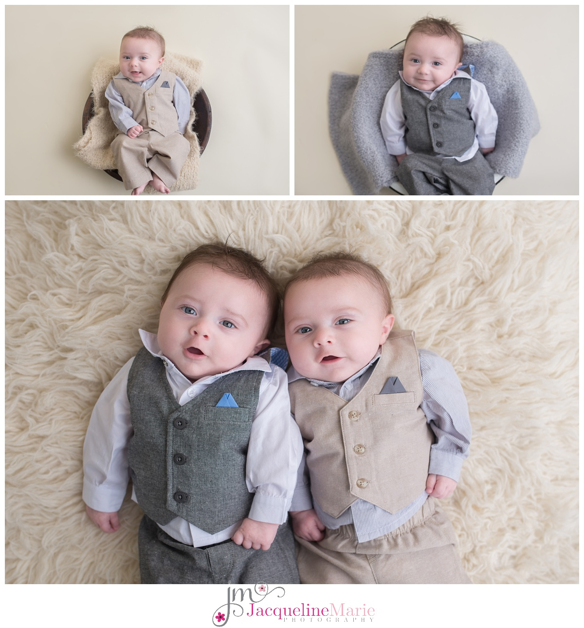 Columbus Ohio Photographer | Twin boys | Columbus baby photographer | Columbus twin photography | Siblings | Brothers