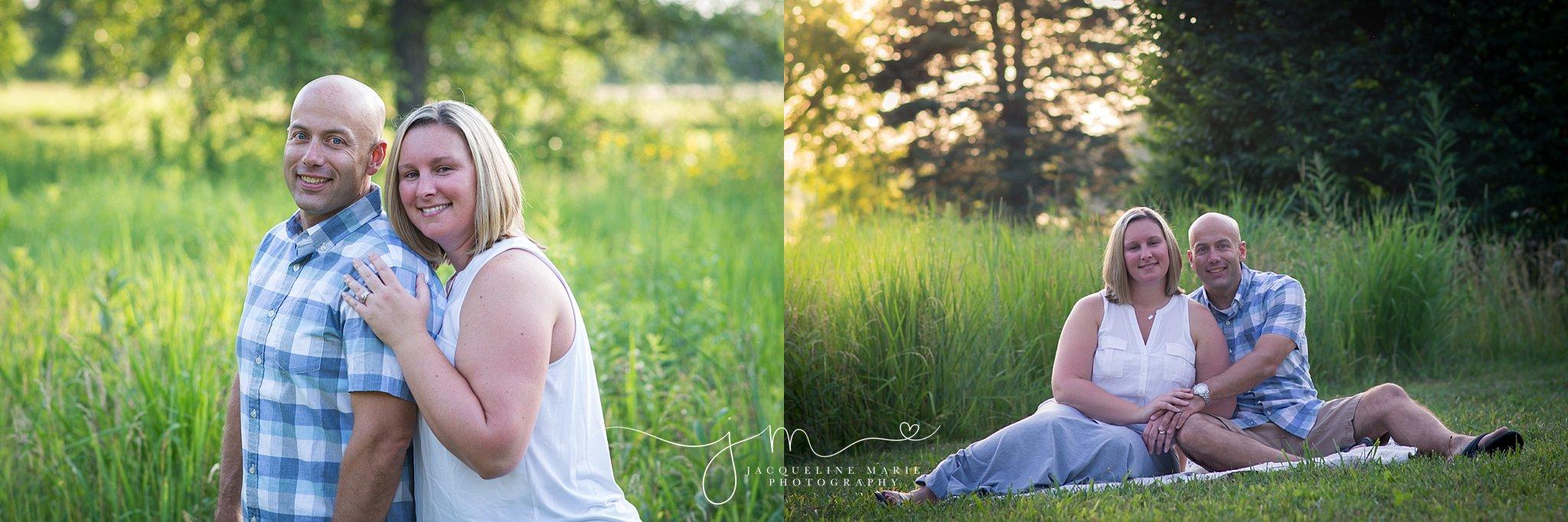 Columbus Ohio photographer, golden hour session