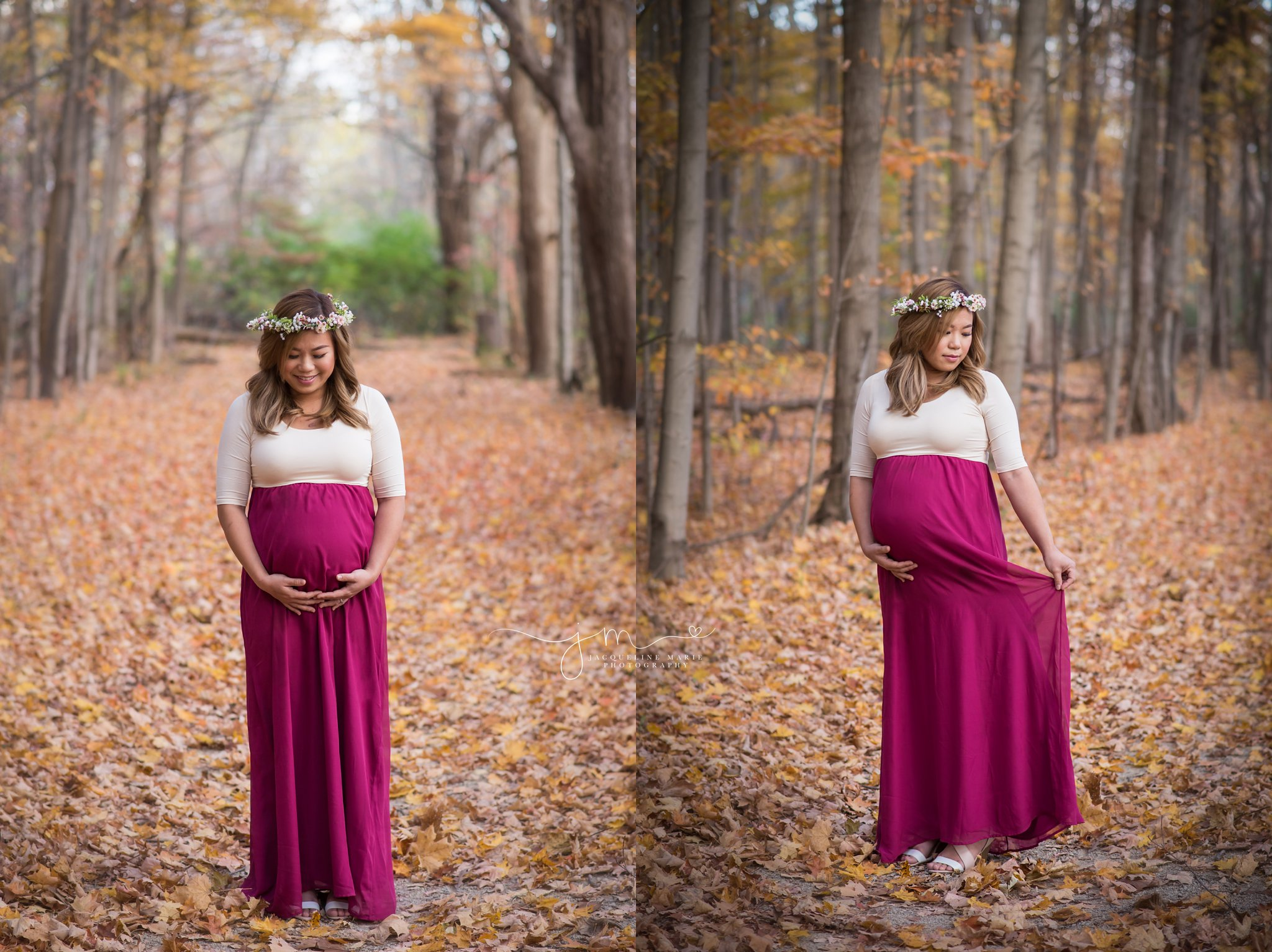 newborn photographer in columbus ohio offer maternity and pregnancy pictures to mother expecting newborn baby