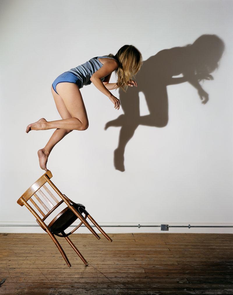 (Bram Stokers Chair, Sam Taylor Johnson 2005)