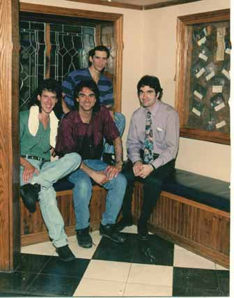 First BJS concert: Ken Navarro, 6/1/1993