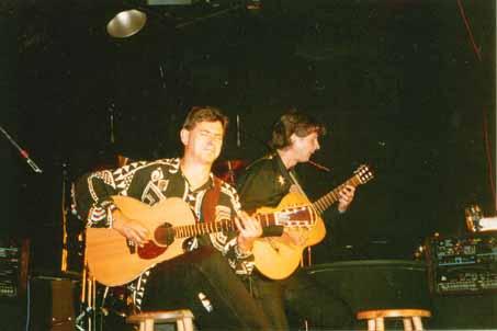 The Original Acoustic Alchemy-Nick Webb & Greg Carmichael - Barracudas 1995