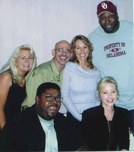 Wayman Tisdale - King Center 1999