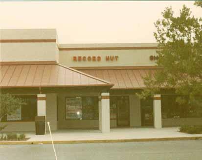 Long live the Record Hut