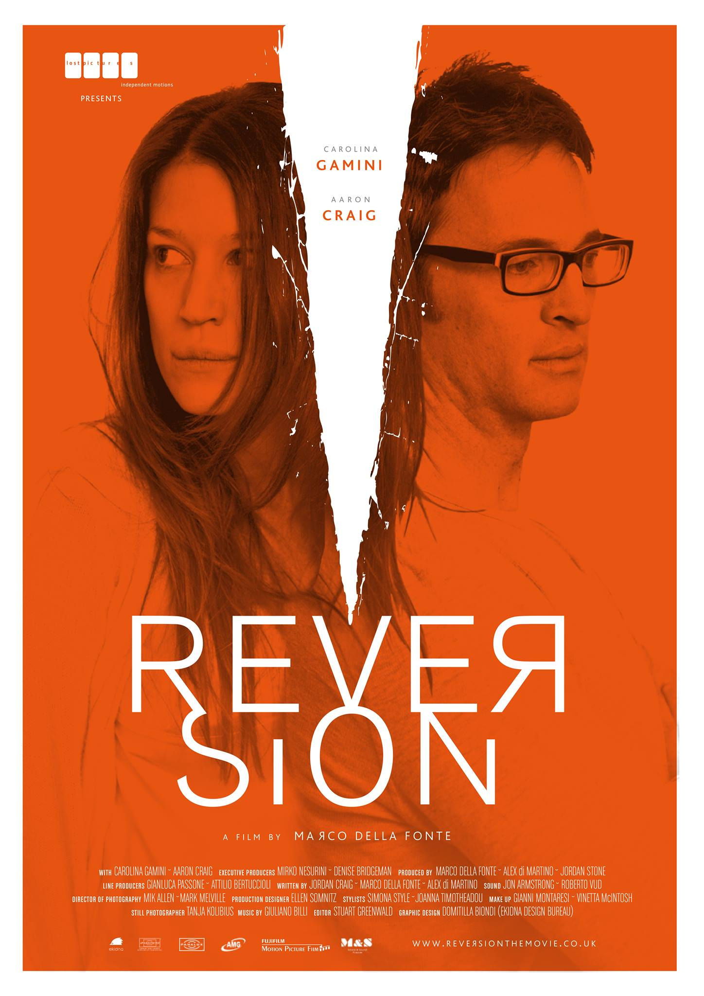 The movie poster for Reversion