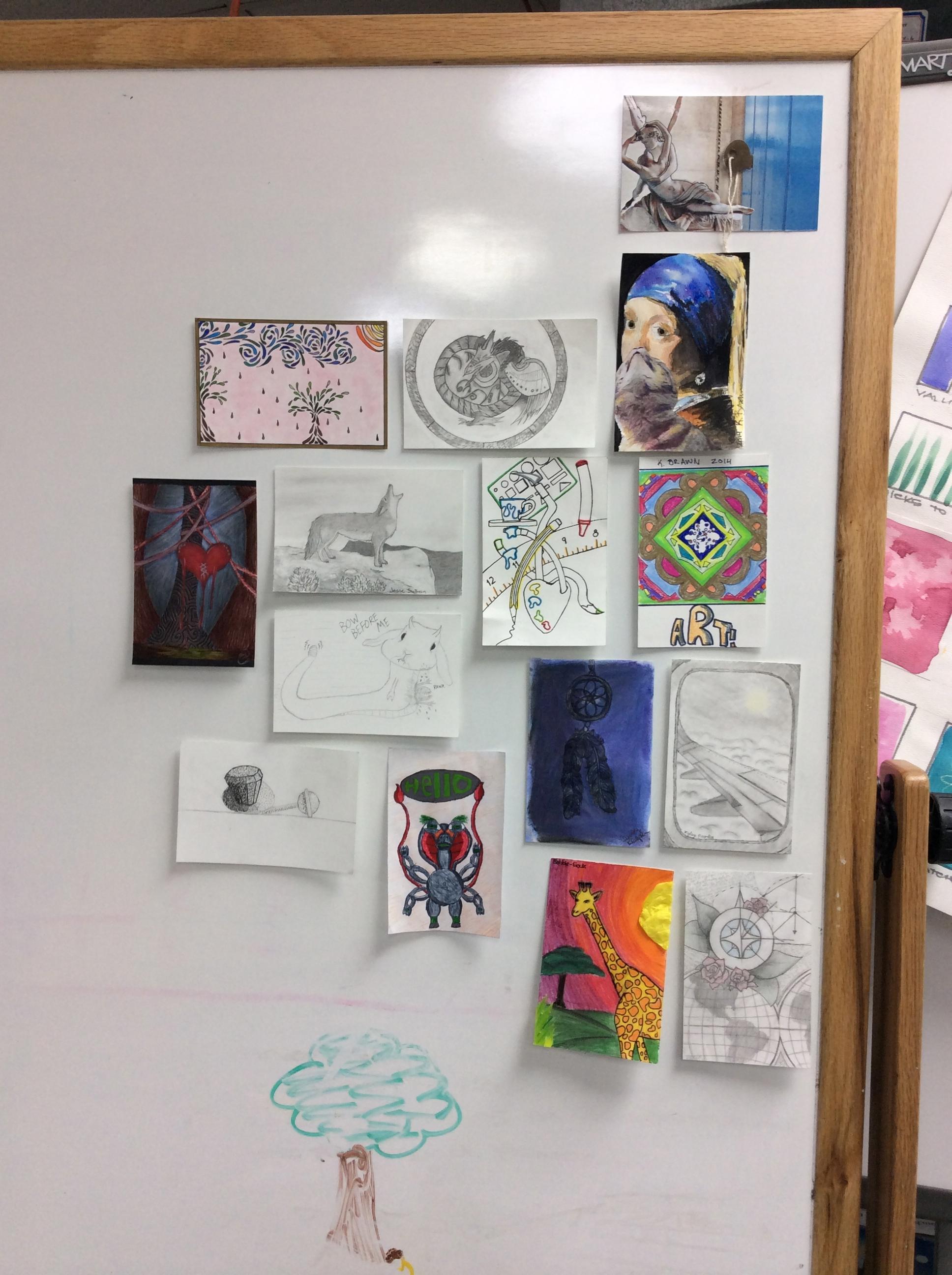 Art Card Exchange