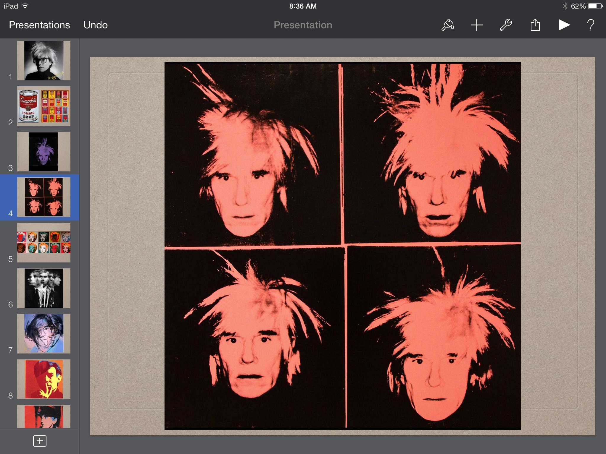 Screen-Print Selfies